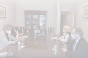 As Reuniões com os Representantes das Instituições do Ensino Superior